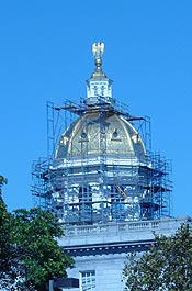 Steeple Bell Tower And Dome Restoration 3g